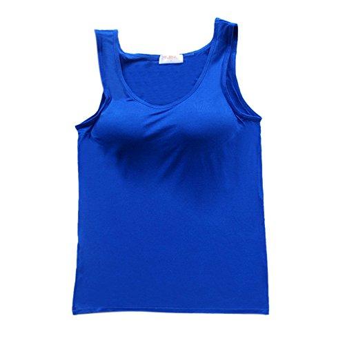 BIFINI - Canotta -  donna Blu