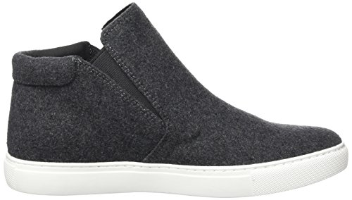 Kenneth Cole Kalvin, Sneakers Hautes Femme Gris (Dark Grey 011)