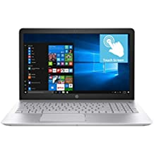 "2018 Flagship HP Pavilion 15t 15.6"" Full HD IPS Touchscreen Business Laptop, Intel Quad-Core I7-8550U Up To 4GHz 8GB DDR4 512GB SSD Backlit Keyboard 802.11ac Bluetooth HDMI HD Webcam USB Type-C Win 10"