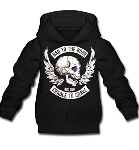 Hot Rod und Biker Hoodie Orginal USA Motiv