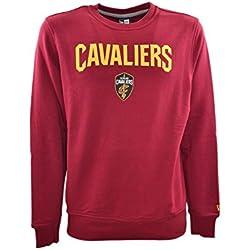 Sudadera New Era – Nba Cleveland Cavaliers Tip Off granate talla: XS (X-Small)