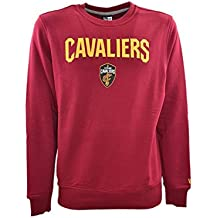 A NEW ERA Tip Off Crew Sweat Clecav Car Camiseta, Sin género