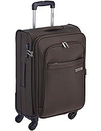 Safari Polyester 55 cms Small Soft Sided Trolley Bag