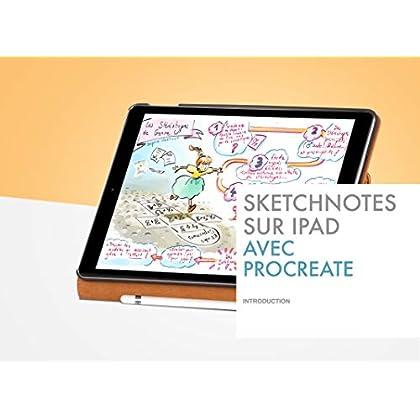 Sketchnotes sur Ipad avec Procreate: 1-Les bases