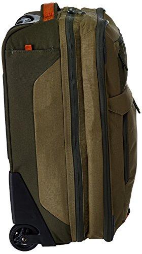 DAKINE da viaggio uomo STATUS ROLLER, Thunderegg, 67 x 40 x 56 cm, 45 litri, 10000773 Multicolore - Thunderegg