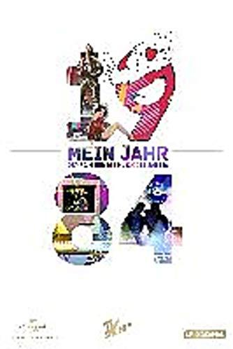 Mein Jahr 1984 / Ghostbusters + Die Musik des Jahres (+ CD)