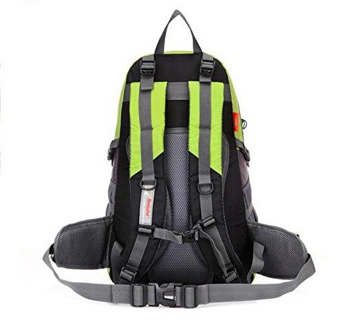 Yueer All'aperto Alpinismo Uomini E Donne Campeggio Equitazione Multi-funzionale Le Spalle Il Turismo Trekking Backpacking,F E