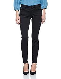 Calvin Klein Jeans Damen Jeanshose Mid Rise Skinny