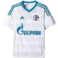adidas Jungen Kurzarm Auswärtstrikot Schalke 04 Replica