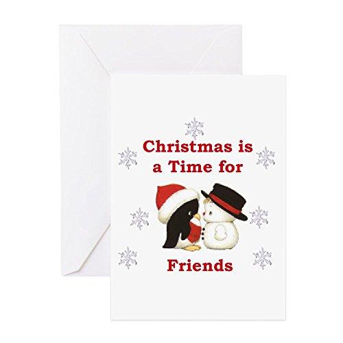 CafePress Weihnachtskarte mit Aufschrift