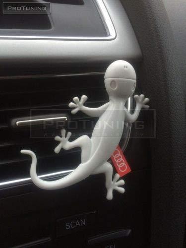 Gray Gecko Lufterfrischer, Duft Kiefernnadeln, Orangenduft
