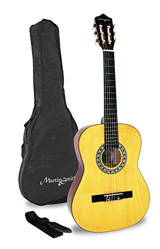 Martin Smith W-36-N-PK - Guitarra clásica de 36 pulgadas