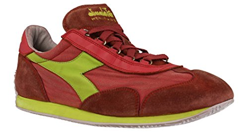 NYLON SNEAKERS 155765-801 SW EQUIPE DIRTY RED Rot