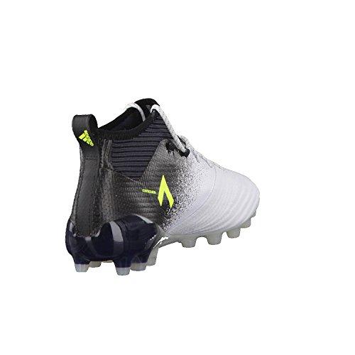 adidas ACE 17.1 Primeknit AG Fußballschuh Herren Mehrfarbig (Ftwr White/solar Yellow/core Black)