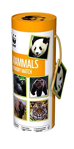WWF Mammals Memory Game