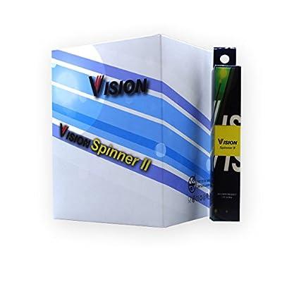 VISION Spinner 2 regelbarer E-Zigarette Akku 1650 mAh (silber) von estrella-e-zigarette.de von VISION