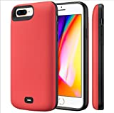 Fey-EU Coque Batterie pour iPhone 6/6S/7/8 [4,7 Pouces] 5500mAh Mince Rechargeable...