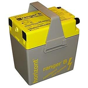 elektrozaunger t ranger b batterieger t mit intelligentem eco system horizont. Black Bedroom Furniture Sets. Home Design Ideas