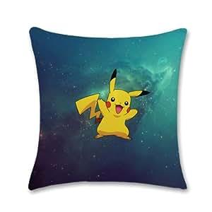 Bluegape Pikachu Cushion Cover