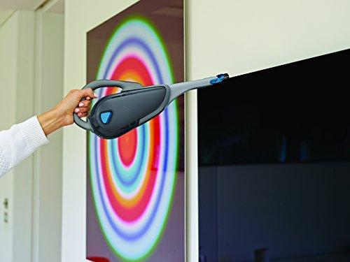 confronta il prezzo BLACK+DECKER DVJ325BF-QW Dustbuster Aspiratore Ricaricabile con Tecnologia Smart Tech, Batteria al Litio 2.5 Ah, Capacità 500 ml, Grigio miglior prezzo