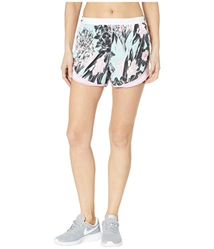 o HYP FEM Shorts, Topaz Mist/pink Rise/Wolf Grey, M ()
