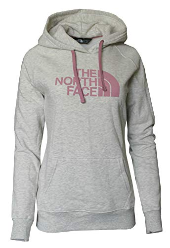 The North Face Womens Half Dome Hoodie - creampink xtra large (Hoodie Dome)