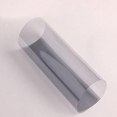 [Hoho] Couleur naturelle Teinte solaire de transmission de lumière 60% Automotive pour vitres de voitures automobiles film 152cm*50cm