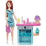 Barbie FXG35 Meubels & Accessoires - Vaatwasser