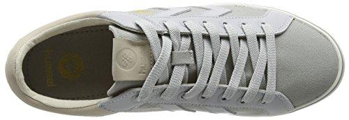 Hummel Unisex-Erwachsene Deuce Court Premuim Sneaker Grau (Vapour Blue 1079)