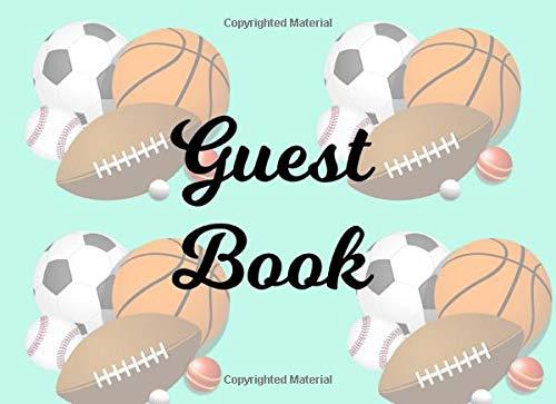 Guest Book: Wrestling Coach Retirement Guest Book | Keepsake Message Log | Sports Banquet Memories | High School Middle Elementary Sports Program