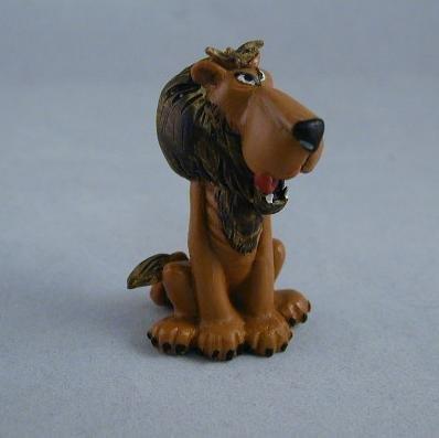 Astérix figurine Lion de Circus Maximus 6 cm