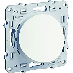 Schneider Electric SC5S52A662 Sortie de câble Odace Blanc