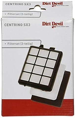 Dirt Devil Centrino - Dirt Devil Centrio SX3Set de filtres en