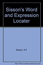 Sisson's word and expression locater