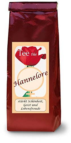Hannelore-Namenstee-Frchtetee