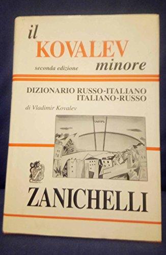 Il Kovalev minore. Dizionario russo-italiano, italiano-russo