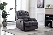 Bonzy Home recliner Chair,Nave