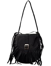 Shopclans Brown Color Handbag For Girls / Women's (SPC-088)