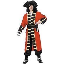 Disfraces Capitán Garfio para adulto - Único, XXS