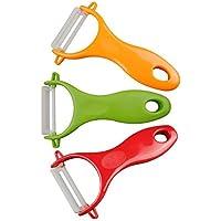 1x Nueva herramienta de cocina de cocina de pelador de patatas de verduras de frutas de Porcelana