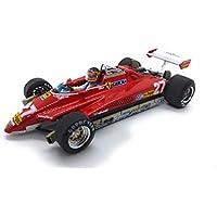 Fórmula 1 Ferrari 126 C2 Turbo G.P Brasil 1982 con el ...
