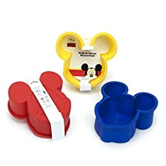 Idea Regalo - STAMPO TORTA IN SILICONE PER TORTA MICKEY MOUSE