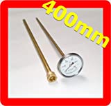 500°C Thermometer 40 cm Ofenthermometer Holzbackofen (ad-ideen)