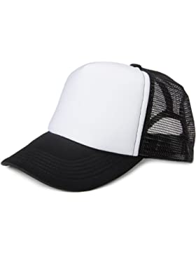styleBREAKER 5 Panel Mesh Cap, verstellbar, Unisex 04023007