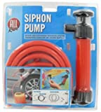 Lifetime Tools Saugpumpe - Ideal zum Umfüllen von Benzin, Diesel, Öl oder Wasser