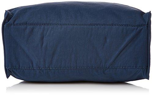 Kipling Damen Sunbeam Henkeltasche, 32x24x15 Cm Blau (satin Blue C)