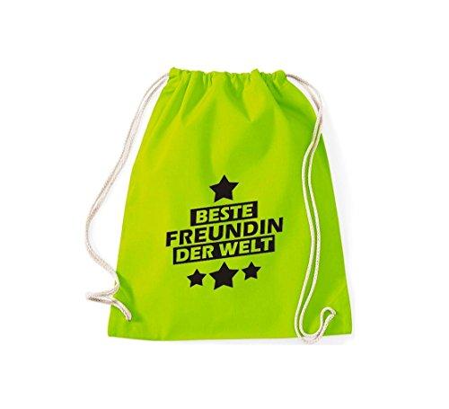 Shirtstown , Cabas pour femme Citron Vert