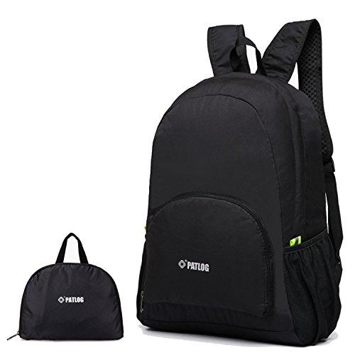 Xy Life Laptop Zaini Daypack Zaino per la scuola back pack multi funzione leichter, per uomo, donna e gli uomini Scuola Escursioni all' aria aperta di viaggio, 30L ,15pollici, Nero