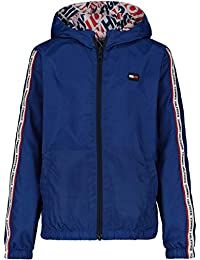 Tommy Hilfiger Cazadora Reversible 484 Reversible Hooded All Over