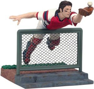 McFarlane Toys MLB Cooperstown Series 8 Action Figure Carlton Fisk (Chicago White Sox) by Unknown (Fisk Carlton Sox White)
